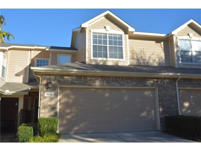 9816 Spire Lane, Plano, TX 75025 (MLS #13810961) :: Team Tiller