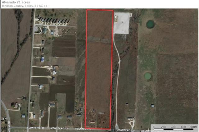 8201 County Road 109, Alvarado, TX 76009 (MLS #13810977) :: Potts Realty Group