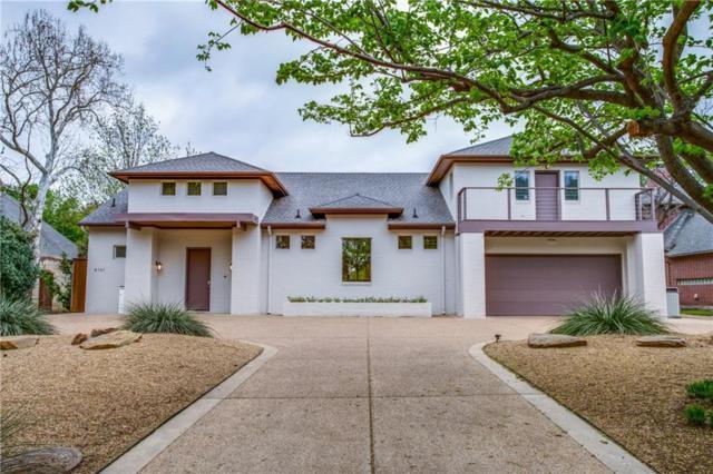 6141 Orchid Lane, Dallas, TX 75230 (MLS #13810983) :: Team Hodnett