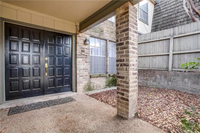 8560 Park Lane #158, Dallas, TX 75231 (MLS #13811107) :: Ebby Halliday Realtors