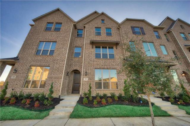 298 Almanor Street, Lewisville, TX 75056 (MLS #13811198) :: Ebby Halliday Realtors