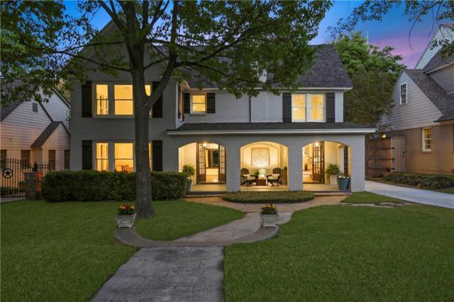 1214 N Winnetka Avenue, Dallas, TX 75208 (MLS #13811247) :: Real Estate By Design