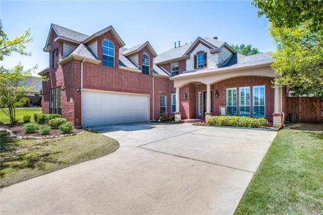 2709 Quail Cove Drive, Highland Village, TX 75077 (MLS #13811311) :: Cassandra & Co.
