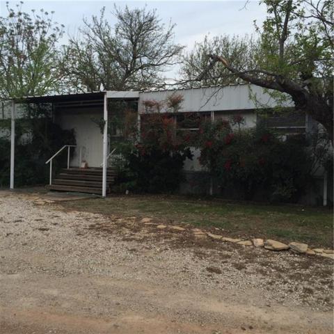 4705 Fox Hollow Mhp #11, Possum Kingdom Lake, TX 76450 (MLS #13811389) :: Robbins Real Estate Group