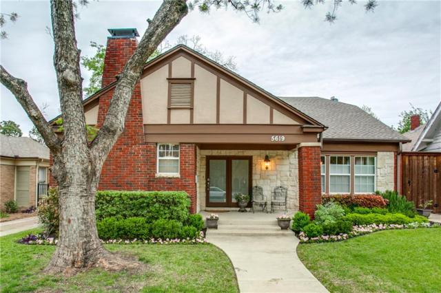 5619 Vanderbilt Avenue, Dallas, TX 75206 (MLS #13811429) :: The Chad Smith Team