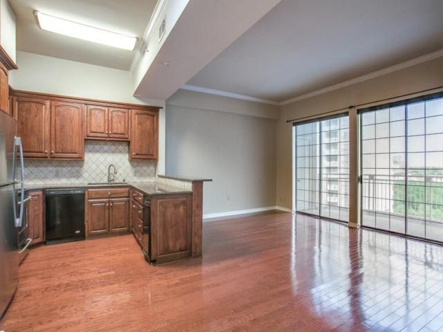 3225 Turtle Creek Boulevard #931, Dallas, TX 75219 (MLS #13811732) :: Team Tiller
