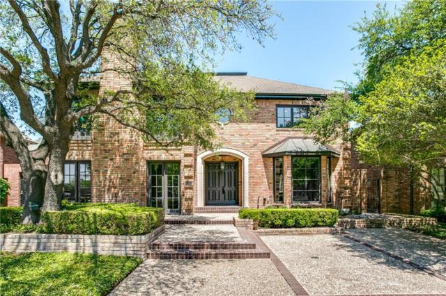 7408 Glen Albens Circle, Dallas, TX 75225 (MLS #13811748) :: Robbins Real Estate Group