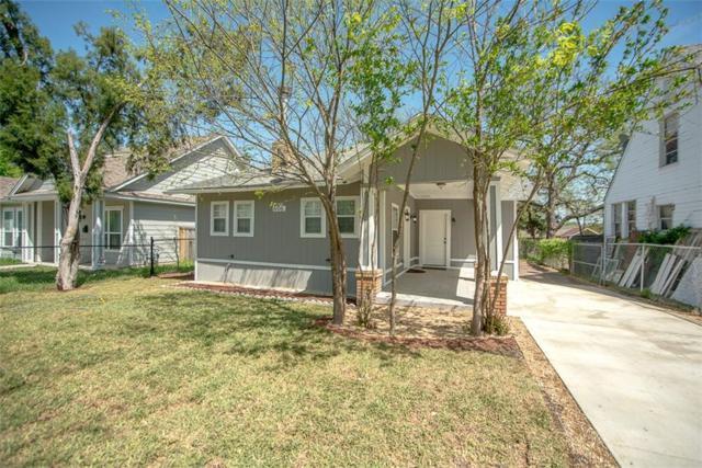 606 Hollywood Avenue, Dallas, TX 75208 (MLS #13812068) :: Team Hodnett