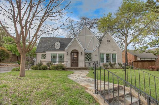 3205 Benbrook Boulevard, Fort Worth, TX 76109 (MLS #13812205) :: Team Hodnett