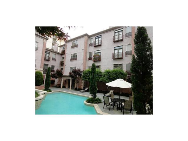 2885 Woodside Street #109, Dallas, TX 75204 (MLS #13812328) :: Magnolia Realty