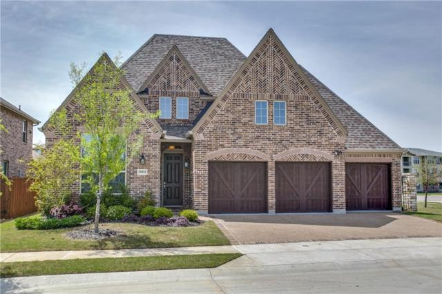 5004 Engleswood Trail, Lewisville, TX 75056 (MLS #13812400) :: Team Hodnett
