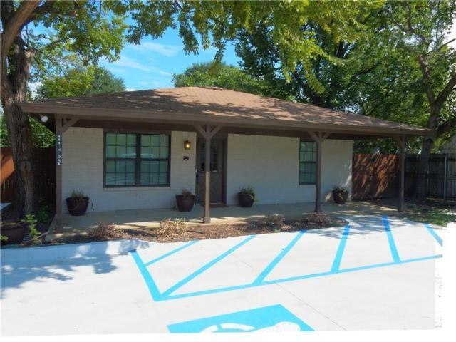 404 N Oak Street, Roanoke, TX 76262 (MLS #13812578) :: Team Tiller
