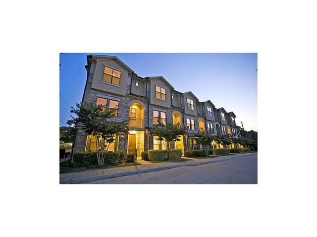 4230 Travis Street #11, Dallas, TX 75205 (MLS #13813073) :: Team Tiller