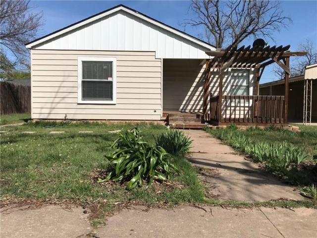 1357 Orange Street, Abilene, TX 79601 (MLS #13813180) :: Team Tiller
