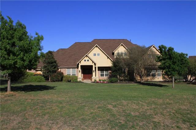 420 E Hickory Ridge Circle, Argyle, TX 76226 (MLS #13813228) :: Team Hodnett