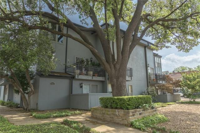 4020 Holland Avenue #213, Dallas, TX 75219 (MLS #13813313) :: Ebby Halliday Realtors