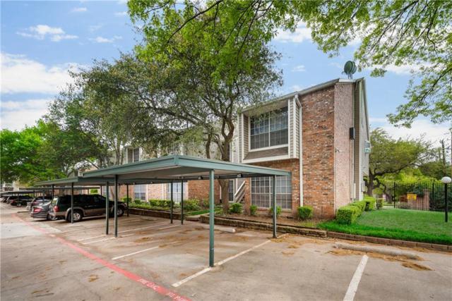 8550 Fair Oaks Crossing #306, Dallas, TX 75243 (MLS #13813511) :: Kindle Realty