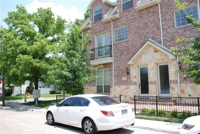 3429 Rankin Street 2A1, University Park, TX 75205 (MLS #13813539) :: The Chad Smith Team