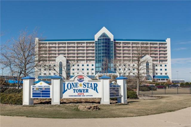 3575 Lone Star Circle #602, Fort Worth, TX 76177 (MLS #13813792) :: Magnolia Realty