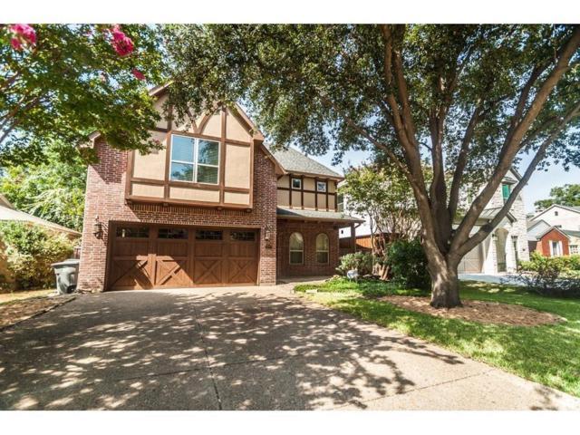4571 Elsby Avenue, Dallas, TX 75209 (MLS #13813820) :: NewHomePrograms.com LLC