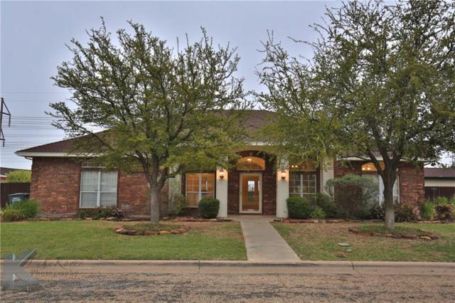 1801 Morrow Lane, Abilene, TX 79601 (MLS #13814067) :: The Paula Jones Team | RE/MAX of Abilene