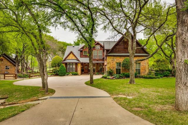 1700 Warwick Crescent Court, Denton, TX 76226 (MLS #13814069) :: The Real Estate Station