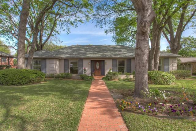 5408 El Dorado Drive, Fort Worth, TX 76107 (MLS #13814395) :: Team Hodnett