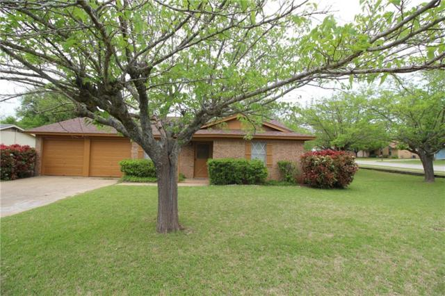 1400 Mimosa Street, Cleburne, TX 76033 (MLS #13814676) :: Kindle Realty