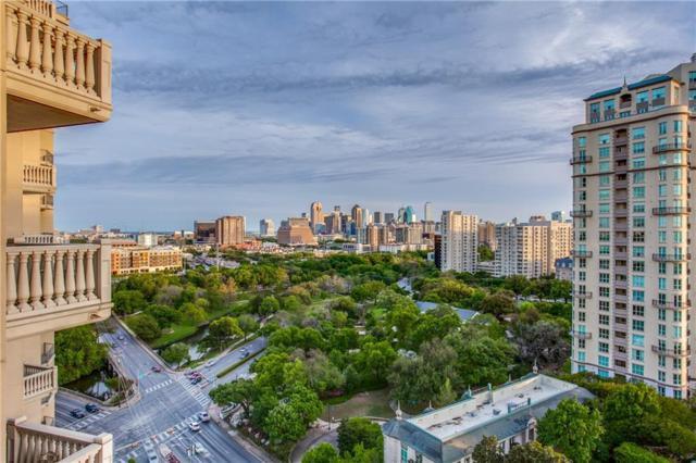 3505 Turtle Creek Boulevard 15E, Dallas, TX 75219 (MLS #13814711) :: Magnolia Realty