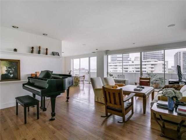 3601 Turtle Creek Boulevard #901, Dallas, TX 75219 (MLS #13814803) :: The Rhodes Team