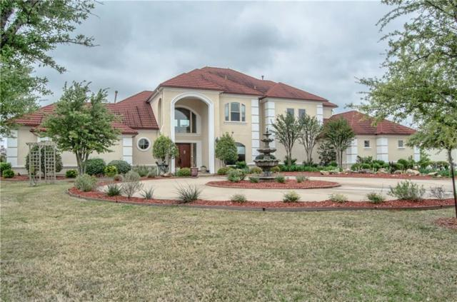 4009 Preston Lakes Circle, Celina, TX 75009 (MLS #13814808) :: Kimberly Davis & Associates
