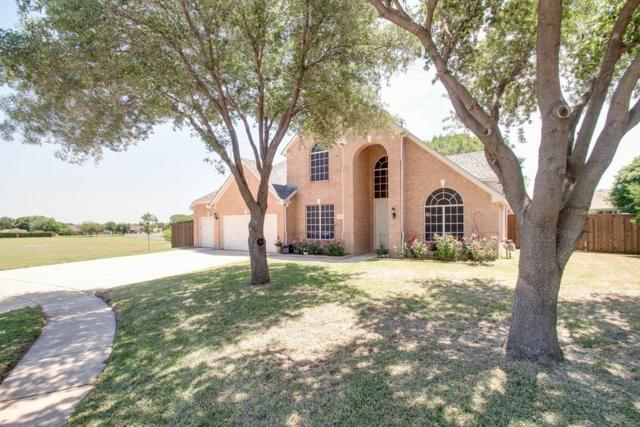 1701 Morning Mist Trail, Flower Mound, TX 75028 (MLS #13814955) :: The Rhodes Team