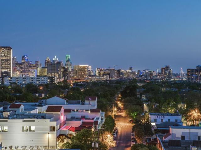 4611 Travis Street 804A, Dallas, TX 75205 (MLS #13815284) :: Baldree Home Team