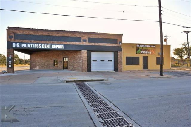 1583 S 1st Street, Abilene, TX 79602 (MLS #13815308) :: Team Tiller