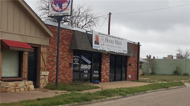 1926 N 1st Street, Abilene, TX 79603 (MLS #13815593) :: Team Tiller