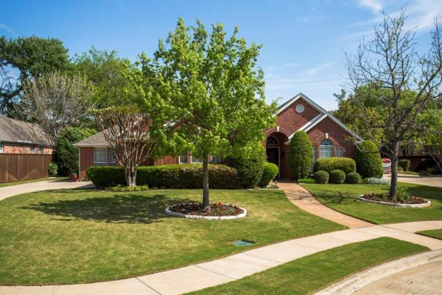4108 Liberty Court, Flower Mound, TX 75028 (MLS #13815629) :: North Texas Team | RE/MAX Advantage