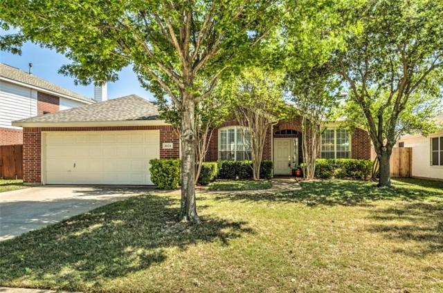 1624 Ash Lane, Corinth, TX 76210 (MLS #13815642) :: Team Tiller