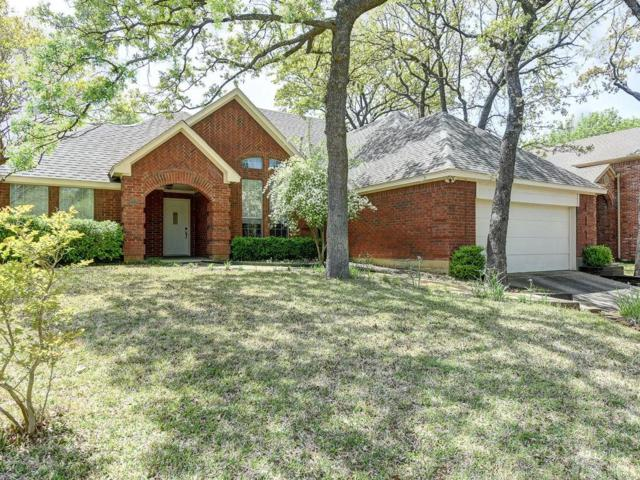 2157 S Winding Creek Drive, Grapevine, TX 76051 (MLS #13815756) :: The Rhodes Team