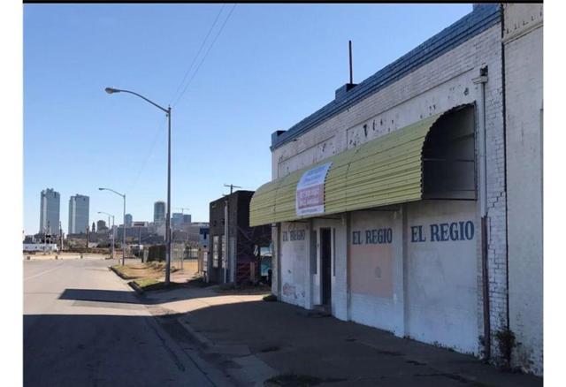 1107 N Main Street B, Fort Worth, TX 76164 (MLS #13815813) :: Team Tiller