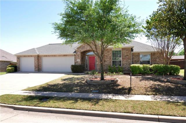 1103 Starleaf Drive, Mansfield, TX 76063 (MLS #13816079) :: The FIRE Group at Keller Williams