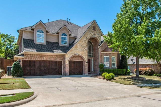 2112 Redrock Drive, Corinth, TX 76210 (MLS #13816276) :: Team Tiller