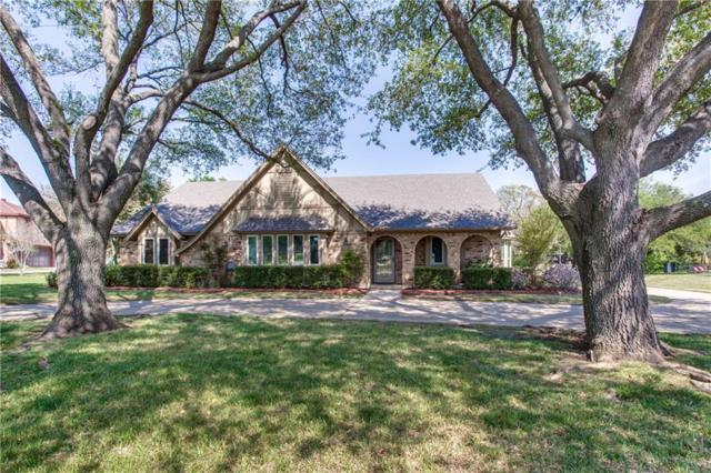 301 Cedarcrest Lane, Double Oak, TX 75077 (MLS #13816377) :: North Texas Team | RE/MAX Advantage