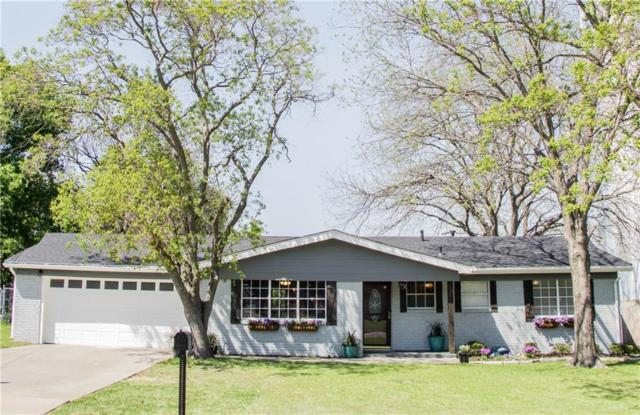 105 Vernon Castle Avenue, Benbrook, TX 76126 (MLS #13816837) :: Team Tiller
