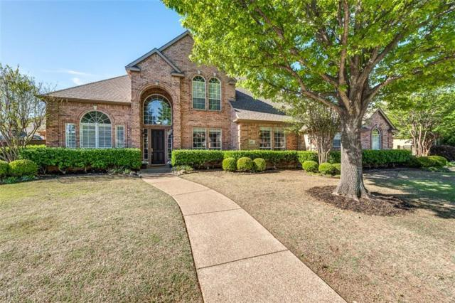 1107 Longford Circle, Southlake, TX 76092 (MLS #13816902) :: Keller Williams Realty