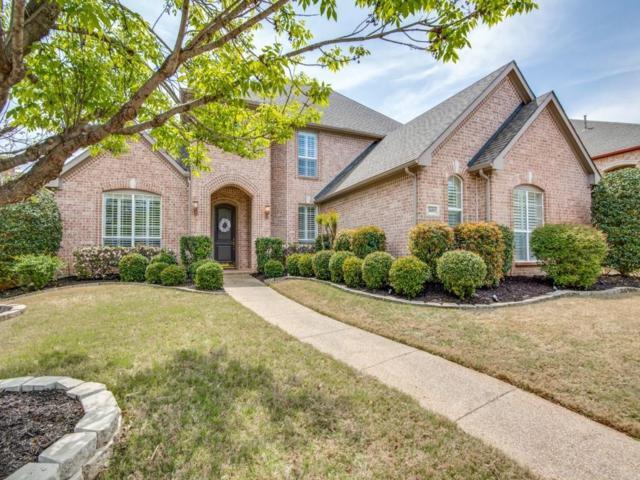 3609 Old Mill Drive, Flower Mound, TX 75028 (MLS #13817002) :: Frankie Arthur Real Estate