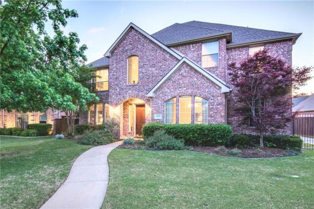 1106 Holy Grail Drive, Lewisville, TX 75056 (MLS #13817038) :: Frankie Arthur Real Estate