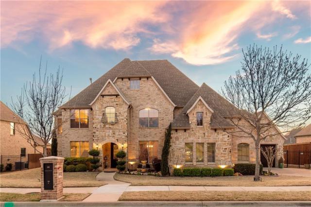 808 Cross Timbers Drive, Keller, TX 76248 (MLS #13817082) :: Exalt Realty