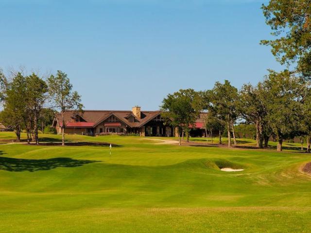 266 Roaring Fork Circle, Gordonville, TX 76245 (MLS #13817095) :: The Heyl Group at Keller Williams