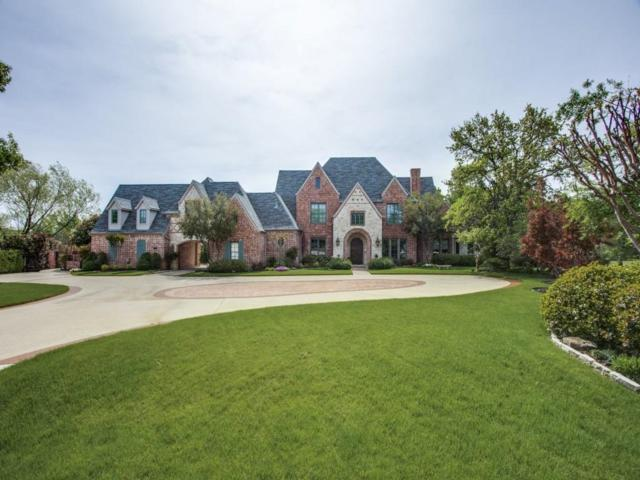 8105 Firestone Drive, Flower Mound, TX 75022 (MLS #13817128) :: Real Estate By Design