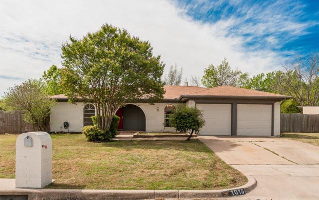 1018 Stell Avenue, Mansfield, TX 76063 (MLS #13817151) :: Team Tiller